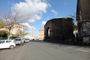 Via Amba Aradan Roma © il Deutsch-Italia