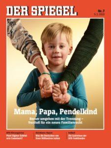 Copertina di Der Spiegel © Der Spiegel