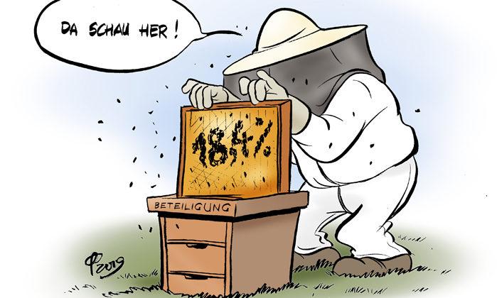 Bienen-Volksbegehren
