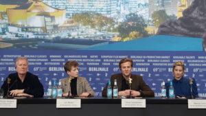 I protagonisti durante la conferenza stampa © il Deutsch-Italia