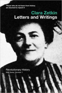Clara Zetkin Letters and writing