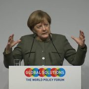 Angela Merkel 09 © Youtube Global Solutions