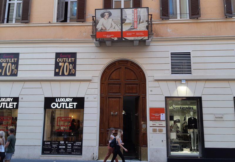 Casa di Goethe Roma © il Deutsch-Italia