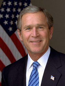George W. Bush © Eric Draper White House Flickr