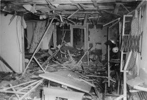 Il luogo dell'attentato ad Hitler © Bundesarkiv B 146-1972-025-12 © CC BY-SA 3.0