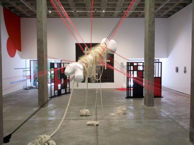 Julieta Aranda Ghost-Nets © David Díaz Medina