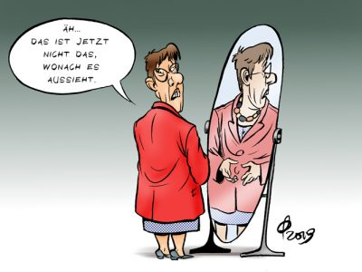 Annegret Merkel