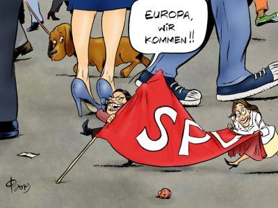 SPD-Parteikonvent