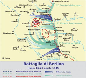 Battaglia di Berlino © CC BY-SA 3.0 Lonio17 Orionist WC