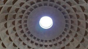 La cupola del Pantheon © il Deutsch-Italia