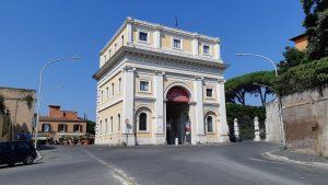 Porta San Pancrazio © il Deutsch-Italia