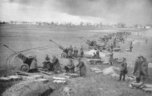 La battaglia di Seelow © Bundesarkiv-183-E0406-0022-012-©-CC-BY-SA-3.0