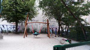 Spielplatz © il Deutsch-Italia