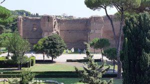 Terme di Caracalla © il Deutsch-Italia