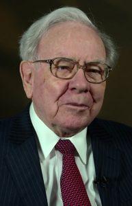 Warren Buffett © USA International Trade Administration