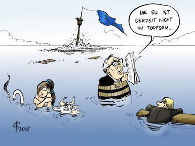 Europa kaputt mundi © Paolo Calleri