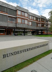 Bundesverfassungsgericht © CC BY-SA 3.0 Rainer Lück 1RL.de WC
