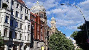 La Sinagoga di Berlino © il Deutsch-Italia