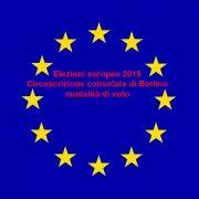 Elezioni europee 2019 Berlino