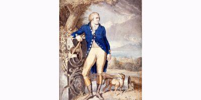 J. H. W. Tischbein Goethe al Golfo di Napoli © Casa di Goethe