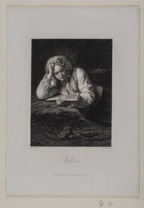L. G. Sichling Werther © Casa di Goethe