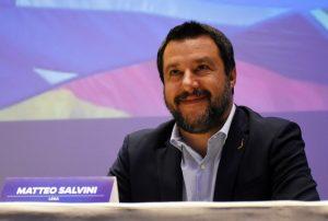 Matteo Salvini © Isabel Recavarren