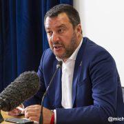 Matteo Salvini © Michele Novaga