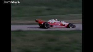 Niki Lauda © Youtube Euronews