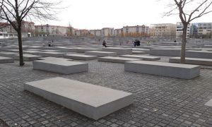 Il monumento per l'Olocausto a Berlino © il Deutsch-Italia