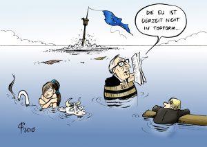 EU-Kommissions-Chef: Rede zur Lage der Union © Paolo Calleri