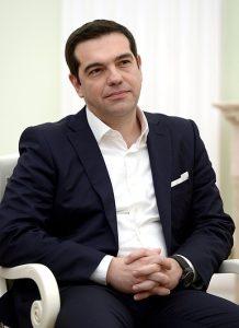 Alexis Tsipras © Kremlin.ru
