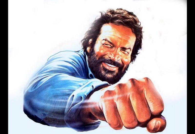 Bud Spencer © Youtube Cartucho
