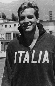 Carlo Pedersoli © Federnuoto.it Foto Archivio Lazio Nuoto