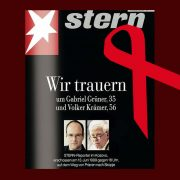 """La copertina dello """"Stern"""""""