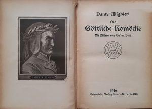 Dante---Göttliche-Komödie © il Deutsch-Italia