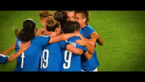 La nazionale italiana di calcio femminile 09 © Youtube Mister Pit
