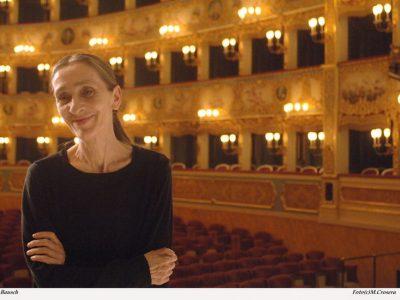 Pina Bausch © Teatro La Fenice
