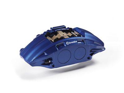 Brembo Flexira new concept of compact caliper