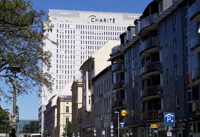 L'ospedale Charité di Berlino © il Deutsch-Italia