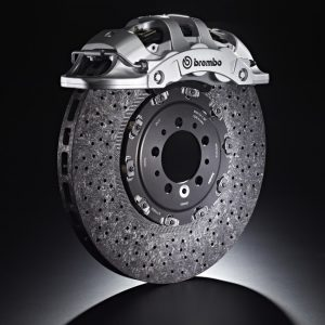 Extrema caliper and CCM brake disc