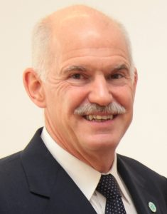 George Papandreou © CC BY-SA 2.0 Πρωθυπουργός της Ελλάδας, Αντώνης Σαμαράς Flickr