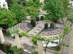 Giardino della Minerva © Luciano Mauro