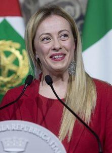 Giorgia Meloni © Presidenza della Repubblica