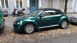 Il Maggiolino Volkswagen oggi © il Deutsch-Italia