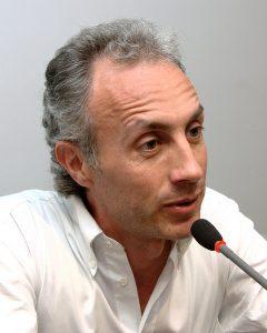 Marco Travaglio © CC BY-SA 3.0 Niccolò Caranti WC