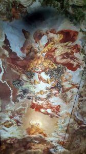 Pietro da Cortona Trionfo della divina provvidenza © il Deutsch-Italia