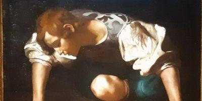 Narciso Caravaggio © il Deutsch-Italia