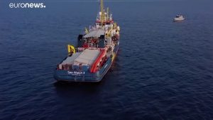 Sea Watch 3 © Youtube Euronews