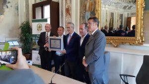 Un momento della premiazione dello scorso anno © il Deutsch-Italia