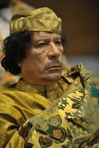 Mu'ammar Gheddafi